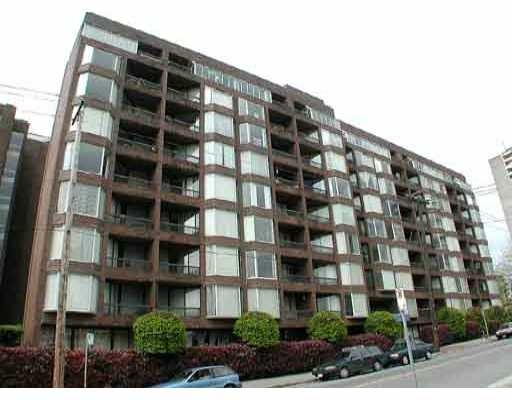 "Main Photo: #710-950 Drake in Vancouver: Downtown VW Condo for sale in ""Anchor Point"" (Vancouver West)  : MLS® # V366297"