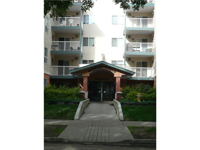 Main Photo: # 316 9938 104 ST in EDMONTON: Zone 12 Lowrise Apartment for sale (Edmonton)  : MLS®# E3248375