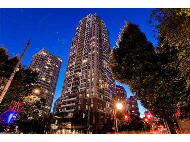 Main Photo: # 2601 928 HOMER ST in Vancouver: Yaletown Condo for sale in &quot;YALETOWN PARK 1&quot; (Vancouver West)  : MLS(r) # V914981