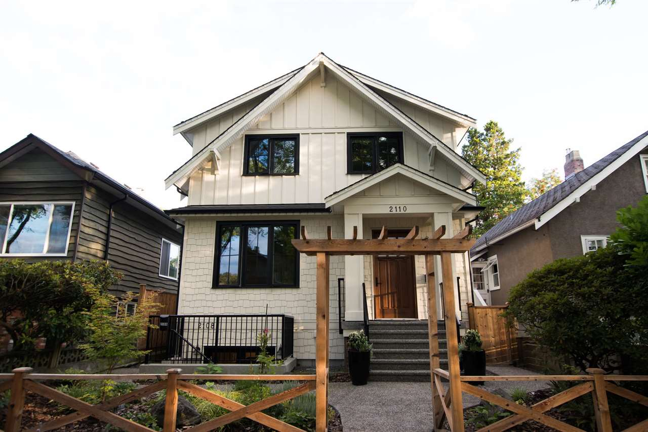 FEATURED LISTING: 2110 6TH Avenue East Vancouver