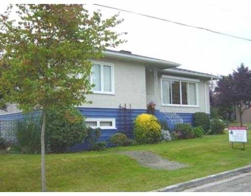 Main Photo: 4976 CULLODEN ST in Vancouver: Knight House for sale (Vancouver East)  : MLS®# V561055