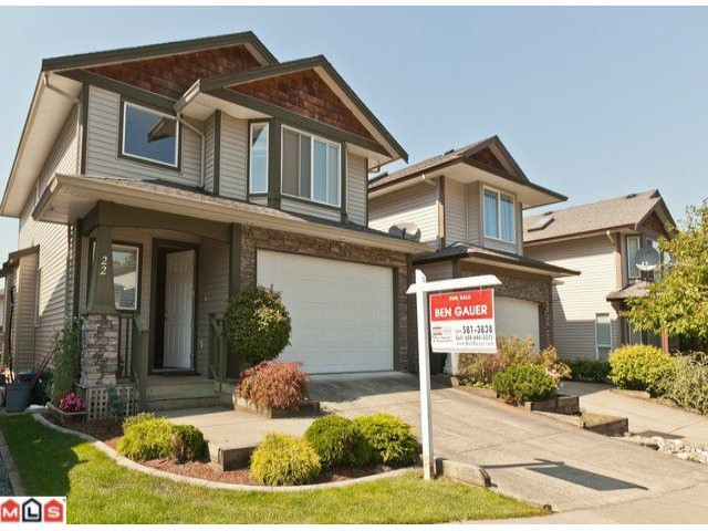 Main Photo: 22 8888 216th Street in Langley: Walnut Grove House for sale : MLS® # F1122328