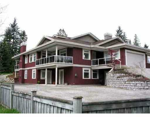 "Main Photo: A 100 HEMLOCK DR: Anmore House 1/2 Duplex for sale in ""SUNNYSIDE ESTATES"" (Port Moody)  : MLS®# V527922"