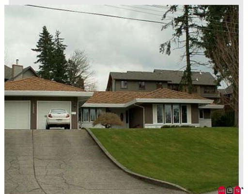 Main Photo: 2520 WOODRIDGE CR in Abbotsford: Central Abbotsford House for sale : MLS(r) # F2904913