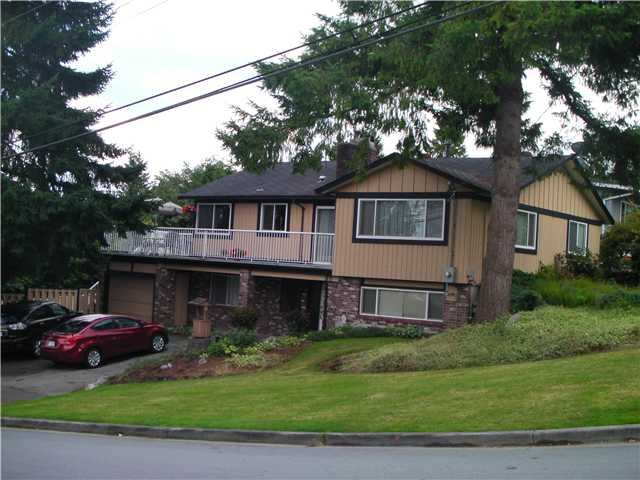 Main Photo: 2820 Norman Avenue in Coquitlam: Ranch Park House  : MLS® # V911928