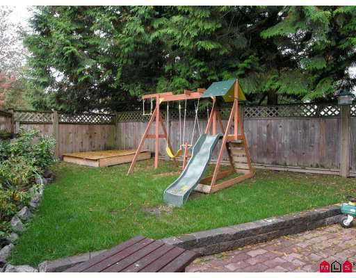Photo 10: 101 3455 WRIGHT Street in Abbotsford: Matsqui Townhouse for sale : MLS(r) # F2725910