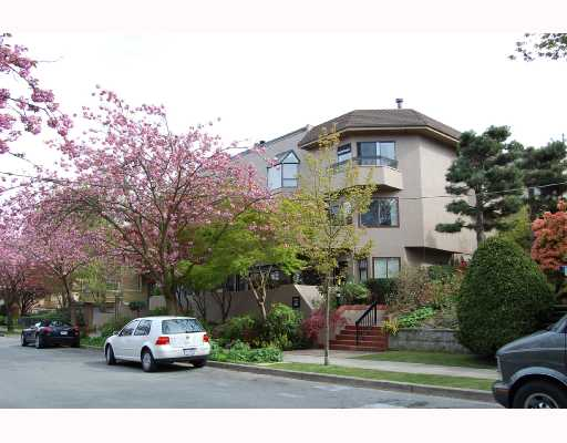 Main Photo: 1280 W 7TH Avenue in Vancouver: Fairview VW Townhouse for sale (Vancouver West)  : MLS® # V705426