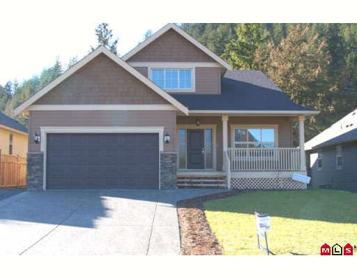 "Main Photo: 28 14550 MORRIS VALLEY Road in Mission: Lake Errock House for sale in ""RIVER REACH ESTATES"" : MLS® # F2813329"