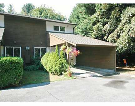 "Main Photo: 20945 CAMWOOD Ave in Maple Ridge: Southwest Maple Ridge Townhouse for sale in ""CAMWOOD GARDENS"" : MLS® # V612260"