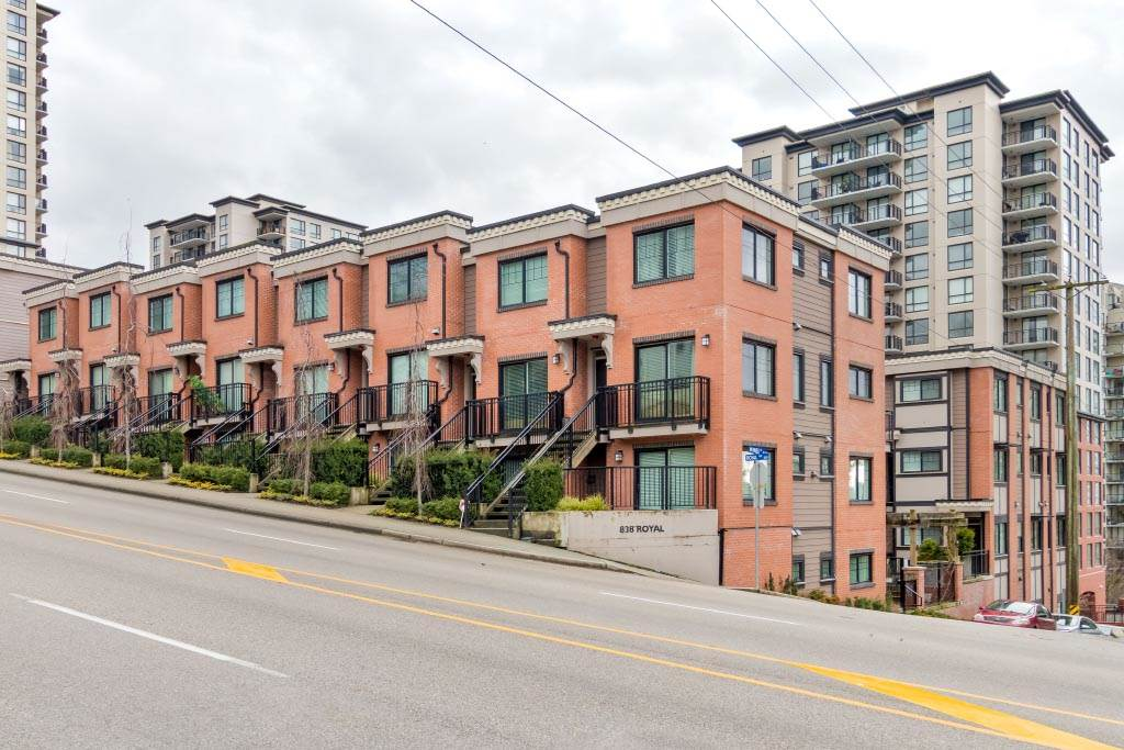 FEATURED LISTING: 8 - 838 ROYAL Avenue New Westminster