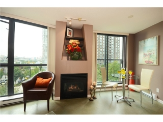 Main Photo: 503 501 Pacific Street in Vancouver: Downtown Condo for sale (Vancouver West)  : MLS® # v896884