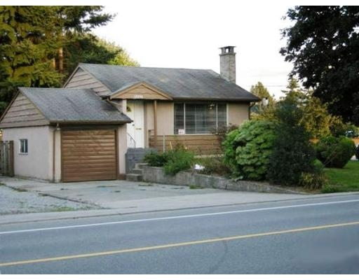 Main Photo: 12234 LAITY ST in Maple Ridge: House for sale : MLS® # V663662