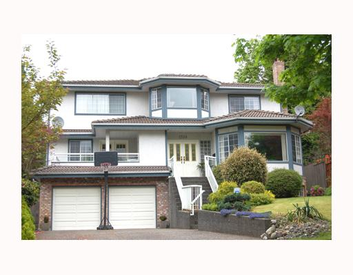 Main Photo: 1339 GLEN ABBEY Drive in Burnaby: Simon Fraser Univer. House for sale (Burnaby North)  : MLS® # V709741