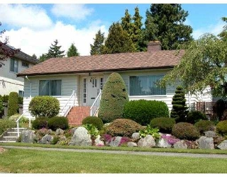 Main Photo: 1057 W 58TH Avenue in Vancouver: South Granville House for sale (Vancouver West)  : MLS(r) # V715995