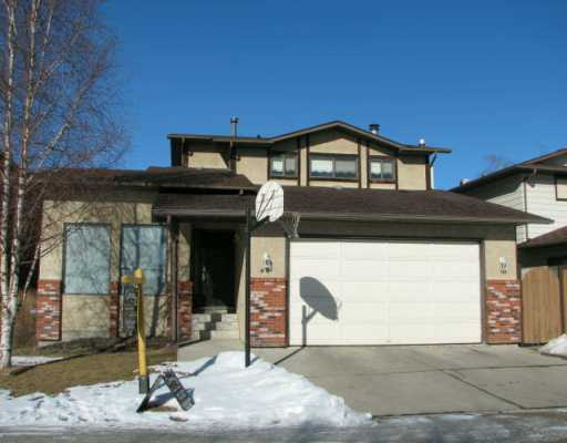 Main Photo:  in CALGARY: Whitehorn Residential Detached Single Family for sale (Calgary)  : MLS®# C3249537