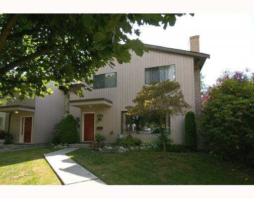 Main Photo: 4843 55B Street in Ladner: Hawthorne Townhouse for sale : MLS® # V782490