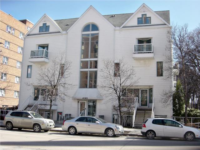Main Photo: 430 River Avenue in WINNIPEG: Fort Rouge / Crescentwood / Riverview Condominium for sale (South Winnipeg)  : MLS® # 1005827