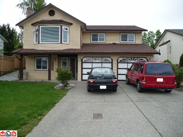 Photo 1: 31129 CREEKSIDE Drive in Abbotsford: Abbotsford West House for sale : MLS® # F1011688