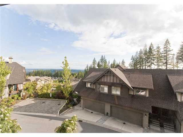 "Main Photo: 14 55 HAWTHORN Drive in Port Moody: Heritage Woods PM Townhouse for sale in ""COBALT SKY"" : MLS® # V836065"
