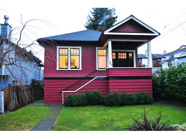 Main Photo: 720 E 30TH Avenue in Vancouver: Fraser VE House  (Vancouver East)  : MLS(r) # V867911