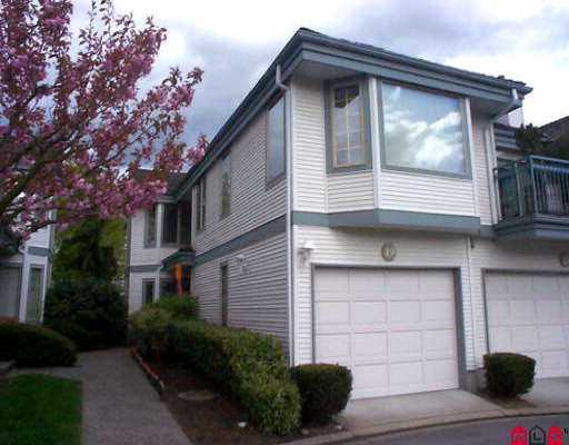 "Main Photo: 19 15840 84TH AV in Surrey: Fleetwood Tynehead Townhouse for sale in ""Fleetwood Gables"" : MLS® # F2608332"