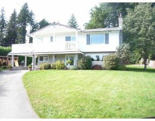 Main Photo: 1871 MYRTLE Way in Port_Coquitlam: Oxford Heights House for sale (Port Coquitlam)  : MLS® # V737075