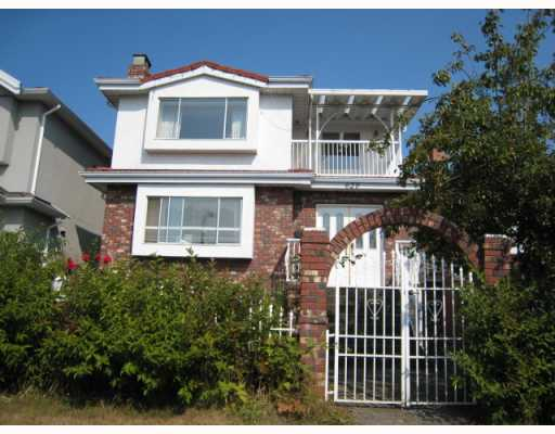 Main Photo: 620 PENTICTON Street in Vancouver: Renfrew VE House for sale (Vancouver East)  : MLS®# V780616