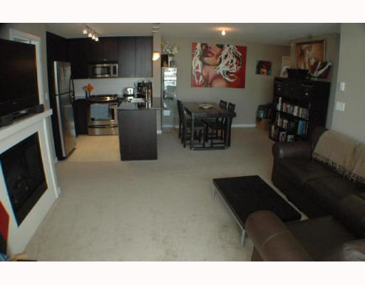 "Photo 4: 708 39 6TH Street in New Westminster: Downtown NW Condo for sale in ""QUANTUM"" : MLS® # V785801"
