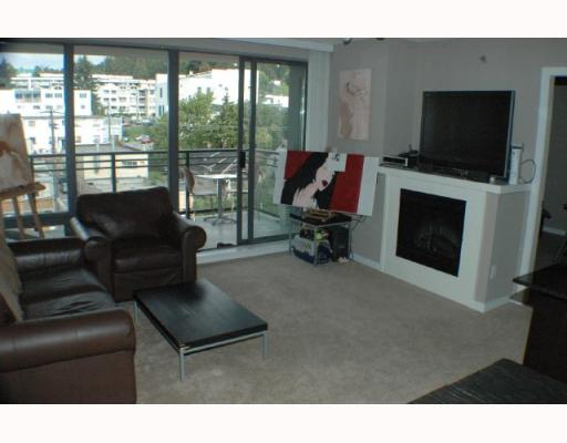 "Photo 5: 708 39 6TH Street in New Westminster: Downtown NW Condo for sale in ""QUANTUM"" : MLS® # V785801"