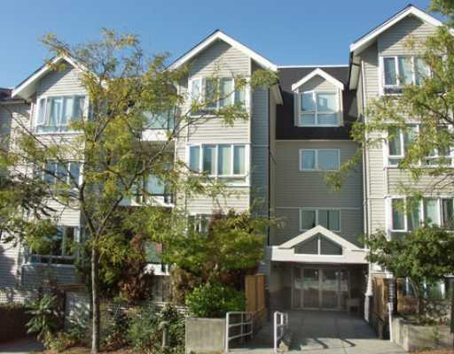 "Main Photo: 306 1823 E GEORGIA Street in Vancouver: Hastings Condo for sale in ""GEORGIA COURT"" (Vancouver East)  : MLS(r) # V788621"