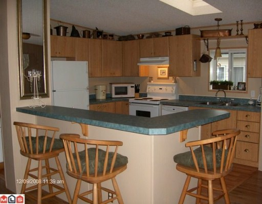 "Photo 3: Photos: 48 41168 LOUGHEED Highway in Mission: Dewdney Deroche Manufactured Home for sale in ""Oasis Estates"" : MLS®# F1001835"