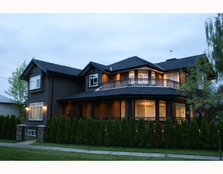 Main Photo: 3333 VALLEY Drive in Vancouver: Arbutus House for sale (Vancouver West)  : MLS(r) # V868710