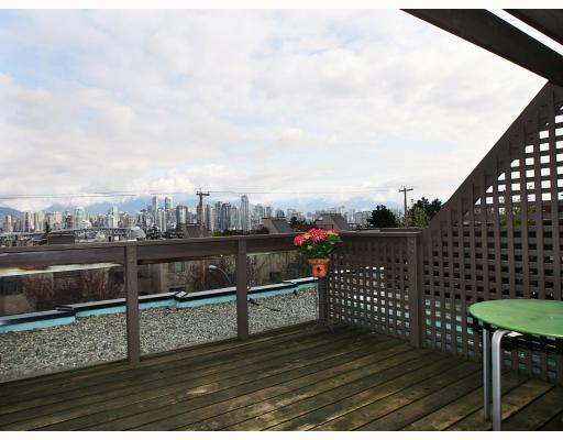 Photo 2: 1362 W 8TH Avenue in Vancouver: Fairview VW Townhouse for sale (Vancouver West)  : MLS® # V753374