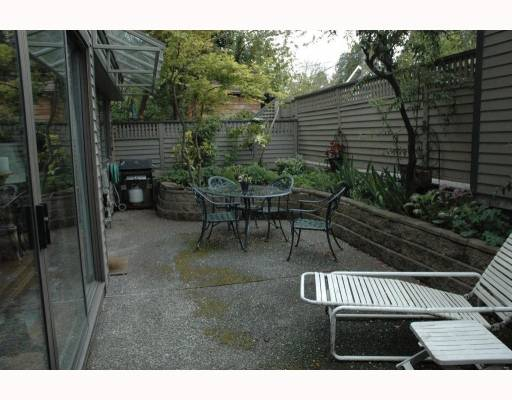Photo 10: 1986 W 15TH Avenue in Vancouver: Kitsilano Townhouse for sale (Vancouver West)  : MLS® # V764948