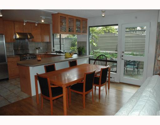 Photo 5: 1986 W 15TH Avenue in Vancouver: Kitsilano Townhouse for sale (Vancouver West)  : MLS® # V764948