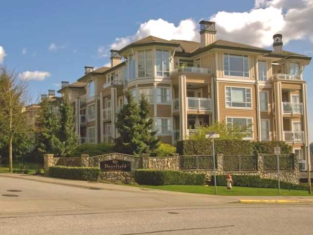 "Main Photo: 416 3629 DEERCREST Drive in North Vancouver: Roche Point Condo for sale in ""Deerfield by the Sea- Ravenwoods"" : MLS® # V821858"