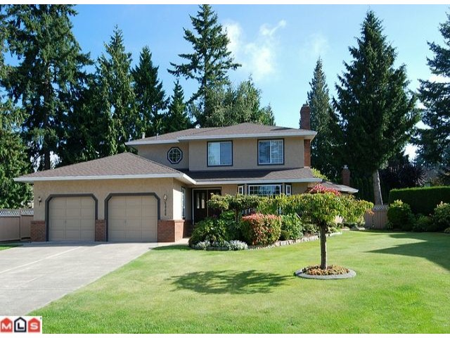"Main Photo: 5986 SOUTHPARK Grove in Surrey: Panorama Ridge House for sale in ""BOUNDARY PARK"" : MLS®# F1023569"