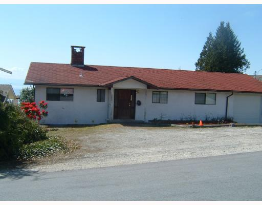 Main Photo: 4931 LAUREL Avenue in Sechelt: Sechelt District House for sale (Sunshine Coast)  : MLS® # V764437