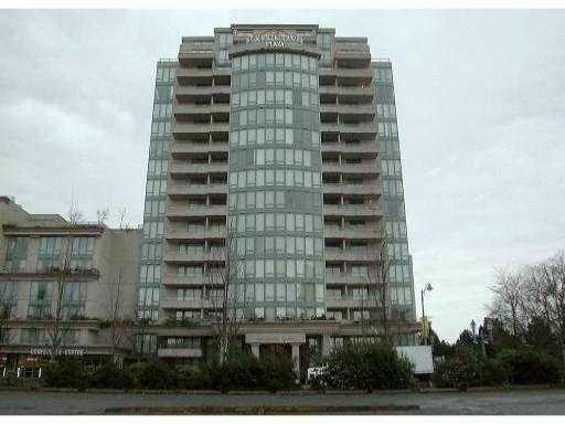 "Main Photo: 702 5911 ALDERBRIDGE Way in Richmond: Brighouse Condo for sale in ""EXECUTIVE AIRPORT PLAZA"" : MLS® # V793262"