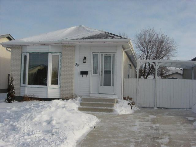Main Photo: 39 Lambeth Road in WINNIPEG: St Vital Residential for sale (South East Winnipeg)  : MLS(r) # 1000437