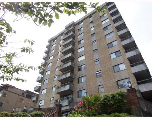 Main Photo: 403 209 CARNARVON Street in New_Westminster: Downtown NW Condo for sale (New Westminster)  : MLS®# V768547