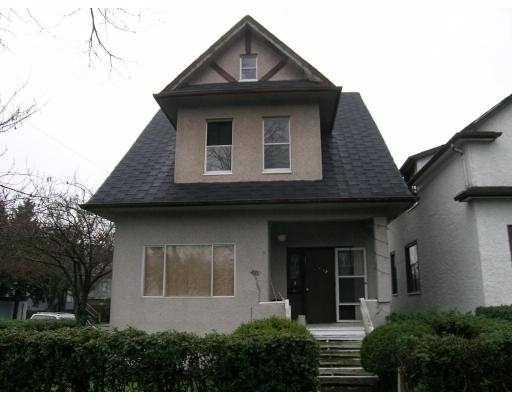 Main Photo: 501 E 11TH Avenue in Vancouver: Mount Pleasant VE House for sale (Vancouver East)  : MLS(r) # V801757