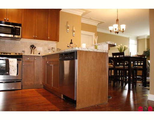 "Photo 3: 210 32729 GARIBALDI Drive in Abbotsford: Abbotsford West Condo for sale in ""GARIBALDI LANE"" : MLS® # F2915539"