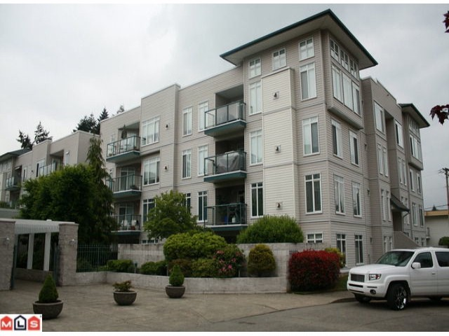 "Main Photo: 213 32085 GEORGE FERGUSON Way in Abbotsford: Abbotsford West Condo for sale in ""ARBOUR COURT"" : MLS®# F1015296"
