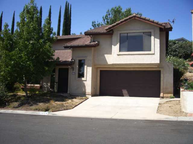 Main Photo: NORTH ESCONDIDO House for sale : 3 bedrooms : 1459 Timber Glen in Escondido