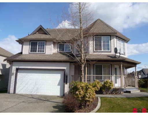 Main Photo: 3622 HOMESTEAD Crescent in Abbotsford: Abbotsford West House for sale : MLS® # F2906806