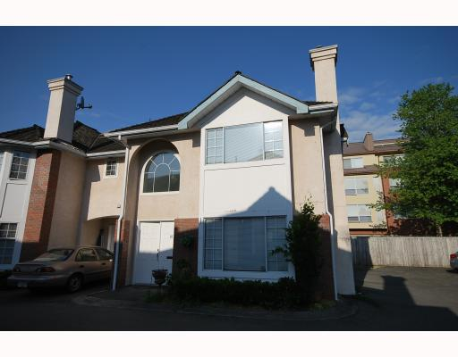 Main Photo: 10 8280 BENNETT Road in Richmond: Brighouse South Townhouse for sale : MLS® # V772209