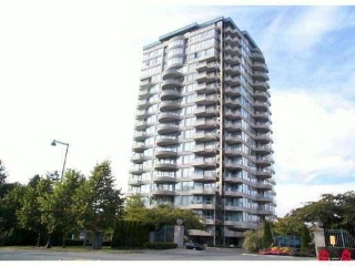 "Main Photo: 1103 10523 UNIVERSITY Drive in Surrey: Whalley Condo for sale in ""GRANDVIEW COURT"" (North Surrey)  : MLS® # F1008168"