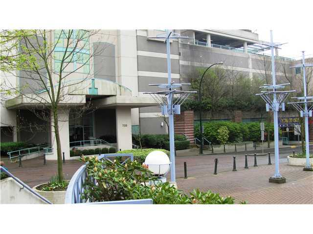 "Main Photo: 1303 728 PRINCESS Street in New Westminster: Uptown NW Condo for sale in ""PRINCESS TOWER"" : MLS® # V866820"