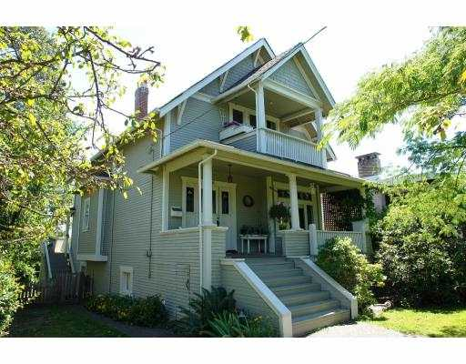 Main Photo: 4238 DUMFRIES Street in Vancouver: Knight House for sale (Vancouver East)  : MLS® # V721347